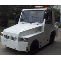 Quality 40000 Kg Capacity Airport Baggage Tractor , Aviation Diesel Tow Tractor for sale