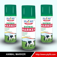 Quality Fluorescent 200ml Animal Marker Spray Paint No Harm To Cow Sheep for sale