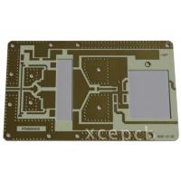 China Amateur Radio Antenna TG170 Rogers Material Pcb Without Soldermask , 2oz Finished Copper on sale