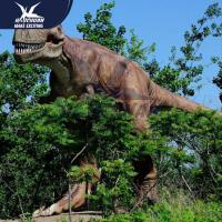 High Simulation T-REX Realistic Dinosaur Models For Park Decoration