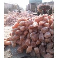 Quality Crystal Rock salt natural lumps/stones in big sizes for sale