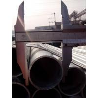 Quality 48.3mm welded galvanized steel tubes from China Supplier for sale