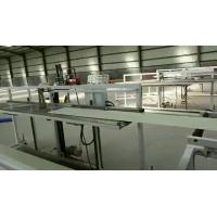 Quality Advanced Pvc Ceiling Panel Making Machine , Pvc Ceiling Production Line Accurate for sale