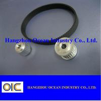 Quality Rubber Timing Belt , type S14M for sale