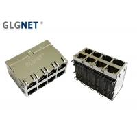 Quality Industrial Switche Magjack Rj45 With Integrated Magnetics 10G Base T for sale