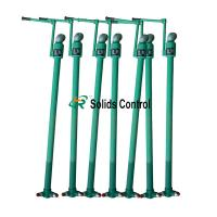 360° rotation angle  Mud Gun for circulatory system mixing drilling mud