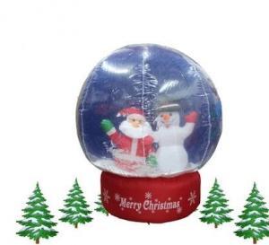 Quality christmas inflatable, inflatable christmas decoration for sale