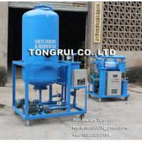 ZJB TRANSFORMER OIL PURIFICATION MACHINE WITH BZ USED OIL DECOLORIZATION EQUIPMENT