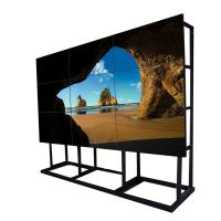 Quality Educational Seamless Video Wall Lcd Monitors , Ultra Narrow Bezel Multi Screen Wall for sale