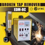 China EDM-8C 800W  Thailand  Spark eroder portable EDM wholesale