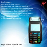 China New8210 RFID smart card reader handheld gprs pos terminal linux gas station pos system on sale
