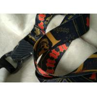 Quality Promotional Custom F1 Polyester Team Lanyard With Sublimation Printing for sale