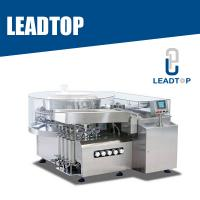 Quality Wear Well Injectable Filling Machine , Vertical Ultrasonic Cleaning Machine for sale
