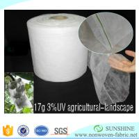 Quality Anti-UV Best quality PP spunbond nonwoven fabric,100%polypropylene,agriculture cover,weed mat,weed control,friut bag for sale