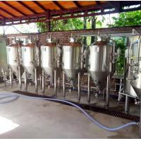 Quality professional beer brewery equipment, SUS304 200l beer brewing equipment for sale