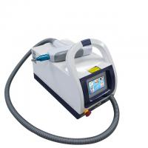 China Portable Nd Yag Laser Machine 1064nm 1320nm , Laser Remove Tattoo Machine on sale