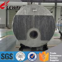 China Horizontal Full Automatic High Efficiency Oil Steam Boiler/ Gas Steam Boiler with Unique Large Combustion Chamber Design on sale