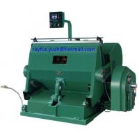 Quality Large Pressure Die Cutting And Creasing Machine Multi Function High Efficiency for sale