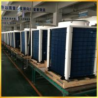 Quality 12 KW High COP EVI Heat Pump , Heating And Cooling Heat Pump for sale