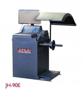 Quality Speed 200rmp Wheel Balancing Machine Simple Maintenance Garage Equipment for sale