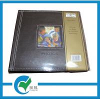 Quality PP Pocket Personalised  Photo Albums with Gross or Matt Lamination , 20 - 50 PP Pages for sale