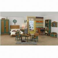China K/D Hand-painted Little Cabin with Own Design, Passed European Standard, Made of MDF and Solid Wood on sale