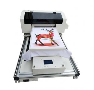 China Dtg Printer Industrial Printing Machine T-shirt Digital Fabric Printing Machine on sale