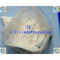Quality Oral Injectable Anabolic Steroid CAS 55-06-1 L-Triiodothyronine T3 for sale