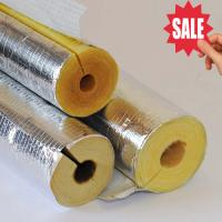 Buy glass wool pipe from China at wholesale prices