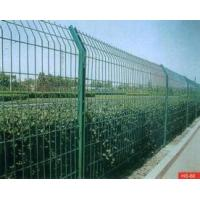 Quality High quality green pvc coated holland wavy wire mesh fence with reasonable price in store for sale
