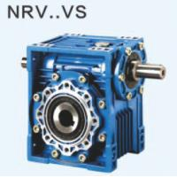 Quality NMRV center distance 30 flange input ratio 10:1 single reduction worm gear reducer for sale
