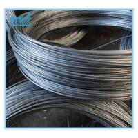 Quality Galvanized suspended ceiling wire 14 gauge 10kgs/coil for sale