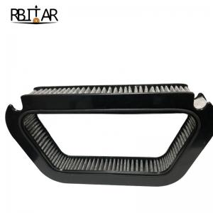 Quality Grey 4E0819439A Car Air Filter For Audi A8 4.2L V8 for sale