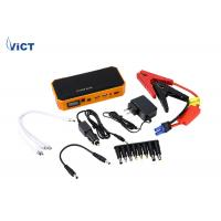 Quality 18000mAh Portable Car Jump Starter / High Power Multi Function Car Jump Starter for sale