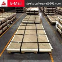 Quality astm a283c steel sheet for sale