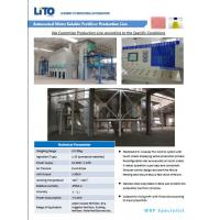 China NPK Equipment, Automated / Semi-Automated Water Soluble Fertilizer Production Line, Powder on sale