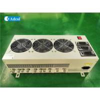 China Semiconductor Condenser Peltier Thermoelectric Dehumidifier 5 Channel on sale