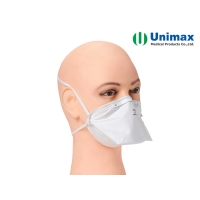 Quality Duck Shape KN95 Disposable Particulate Respirator for sale