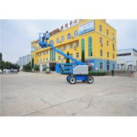 Quality Multi Motion  Elevated Work Platform , Self Propelled Cherry Picker Well Designed for sale