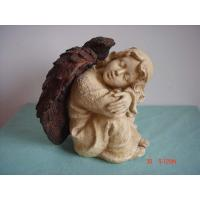 China Polyresin Garden Angel Sculpture (SF1165) on sale
