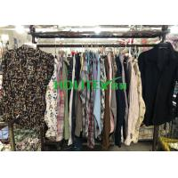 China Popular Mens Used Clothing Cotton Material Second Hand Mens Shirts Long Sleeves on sale