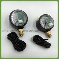 Buy Automobile CNG Vehicle Gas Pressure Gauge at wholesale prices