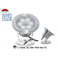 Quality 15° - 60° White Color Inground Pool Lights Underwater 4.5m Lighting Length for sale