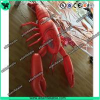 Quality 3.6m Inflatable Lobster, Inflatable Lobster Model,Inflatable Lobster Replica for sale
