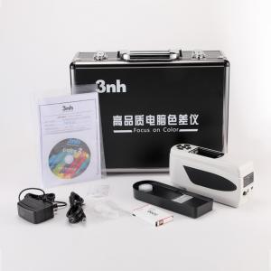 Quality 4mm 8mm Precision Portable Colorimeter Color Reader NH310 For PET Plastic for sale