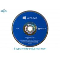 China Full Version Microsoft Windows 10 Home OEM 32 / 64 Bits Online Activation on sale
