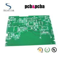 China 2 layers pcb prototype board for electronic elevator / lift , prototype circuit board on sale