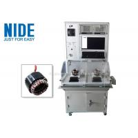 Quality Nide Double Stations Motor Testing Equipment For Testing Stator Working for sale
