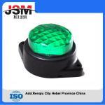 Quality Green 24v LED side marker lights for trucks for sale