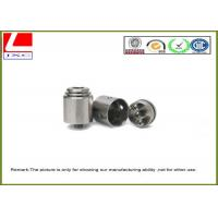 Quality CNC Precision Turning Female Thread Stainless Steel Machining Auto Parts for sale